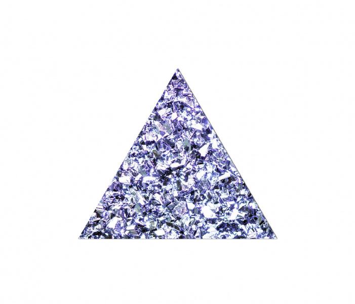 Osmium trikotnik (3mm)