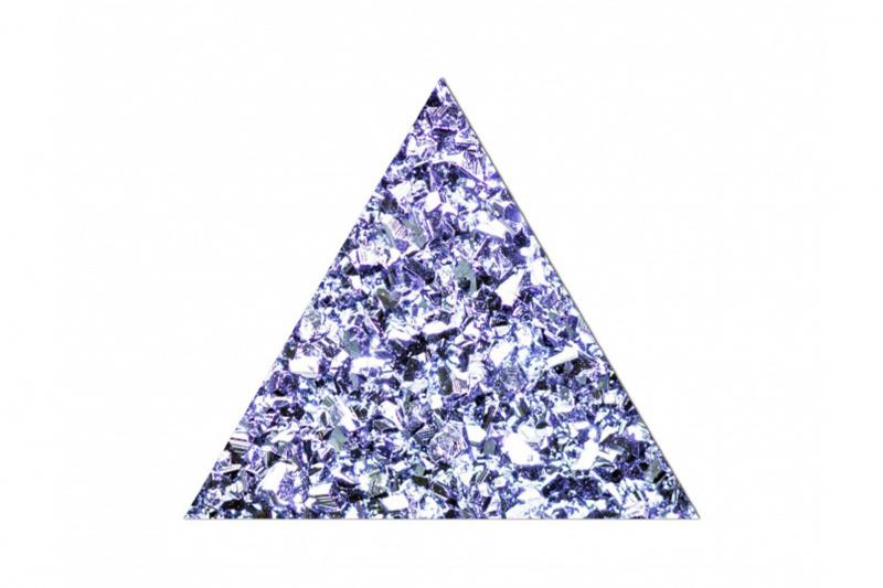 Osmium Triangle (6mm)