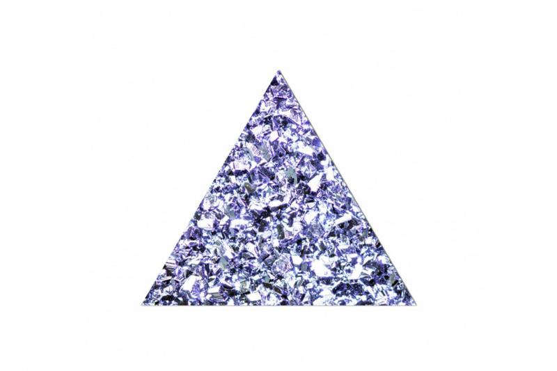 Osmium Triangle (3mm)