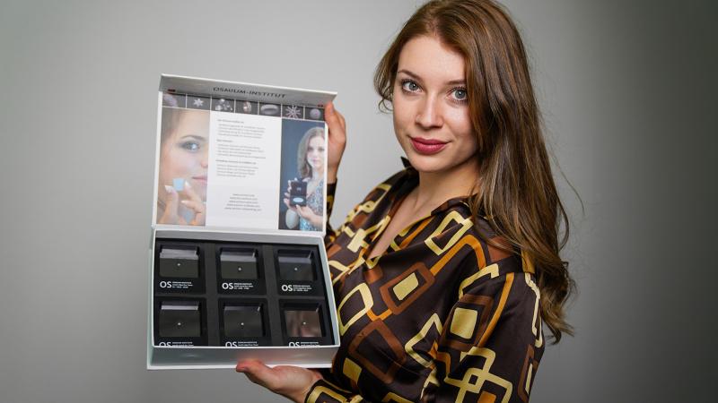 Caja de Diamantes profesional