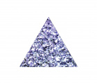 Osmium Triangle (4mm)
